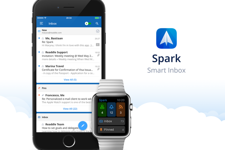 Our Favorite iOS Mail App, Spark, is Now Available for Mac!