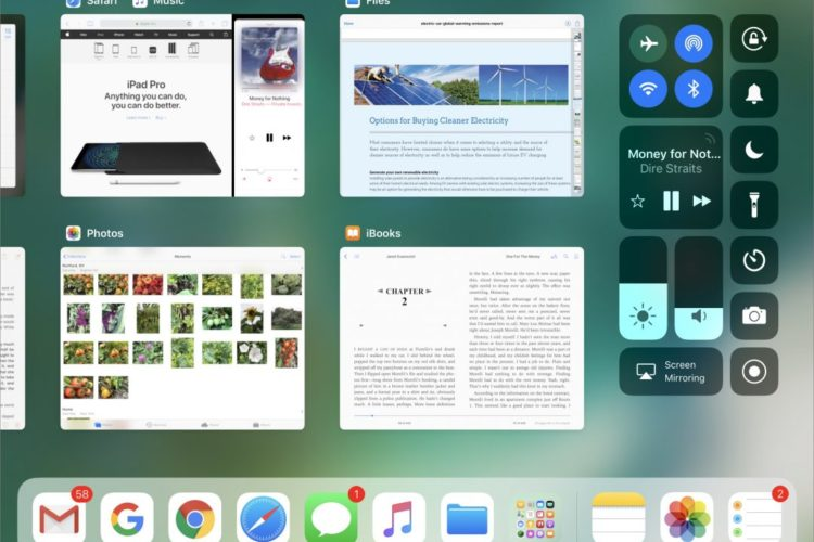 The Best New iPad Features of iOS 11